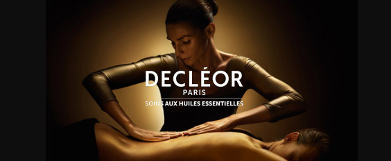 soin corps decleor